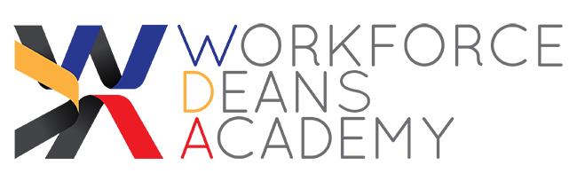 Workforce Deans Academy